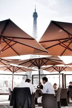 10 of the best views in Paris that you didn't know about. pari