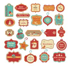 INSTANT DOWNLOAD Digital Christmas Clipart by DigitalVintageDreams, $3.00