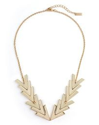 Cute arrow necklace! - Finding lots of jewelry on sale on Jewelmint today!