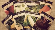 Monsanto-Free Seed Companies - Non GMO seeds are becoming something of a rarity these days - all these seed companies sell natural seeds! Must have so I can grow my own veggies #gardens #gardening