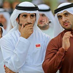 Hamdan MRM y Rashid MRM (03/2012) Foto: Hamad A. Al Kaabi