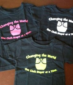 """""""Changing the World One Cloth Diaper at a Time"""" Pin it to Win it!  #clothdiapers #spraypal #makeclothmainstream"""