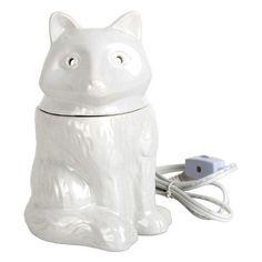 a Fox electric wax warmer. Super cute!