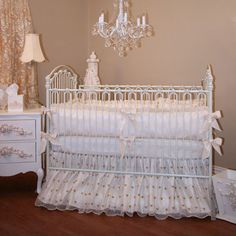 Beloved Crib Bedding