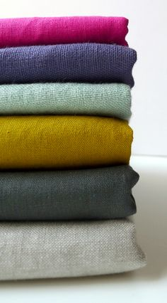 Cotton & Flax - choosing fabrics