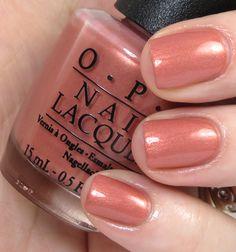 OPI Hands off my Kielbasa-Prom Nails 2014