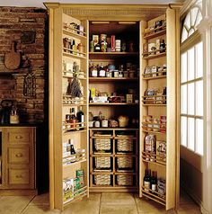 Stand Alone Cabinet Pantry By Smallbone Of Devizes View Luxury Home