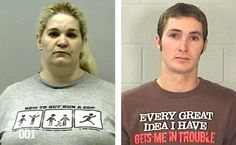 Criminals Arrested in the Most Appropriate Attire for the Occasion - Neatorama