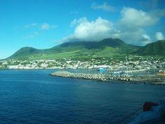 St. Kitt island.