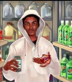 Trayvon Martin....rest in peace
