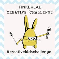 Join the Egg Creative Challenge for Kids - TinkerLab