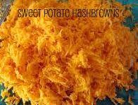 10 healthy ways to cook a sweet potato (sweet potato hash browns mmm)