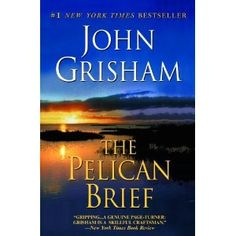 I'm a big John Grishman fan, and two of the early ones - The Pelican Brief and A Time to Kill - are still my favorites.