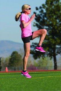 runners workout, running speed workouts, workouts for runners, improve running form, running speed drills