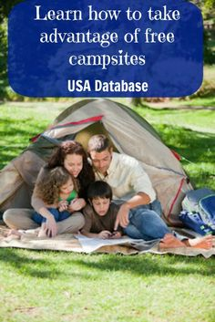 US Database of Free Campsites. Free Campsites and Campgrounds Near You! including campgrounds and free places where you can camp, like land management and forest areas. - Top 33 Most Creative Camping DIY Projects and Clever Ideas