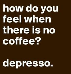 for my fellow coffee lovers!