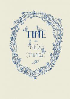 October by Lauren Fowler inspiration, letter, illustrations, october, learning, quot, new years, inspir illustr, typographi