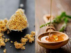 Honey & Brown Sugar Skin Exfoliant