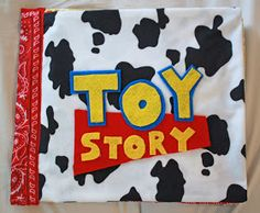 Drastic Fantastic: Toy Story Quiet Book
