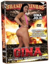 Gina Jolie Casa das Brasileirinhas
