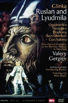 Glinka - Ruslan and Lyudmila Philips just purchased on demand.