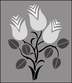 Art Deco Motif No 88