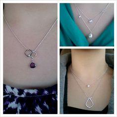 Layering ideas with silpada jewelry!!
