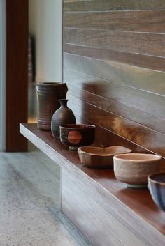 Urns and Bowls