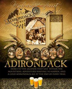 Adirondack Brewery / Microbrewery