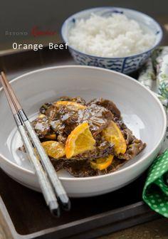 Orange Beef | Beyond Kimchee