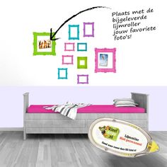 Muurstickers tienerkamer on pinterest vans graffiti and stickers - Deco idee voor tiener meisje kamer ...