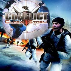 Conflict Global Storm Game Review: Conflict Global Storm is the 4th in the series & while previous versions have been set during a war, this time it is the war against terror. Jones,Foley, Connors and Bradley are back, & are joined by Sherman; sniper expert, & despite being a huge leap forward for the series in terms of presentation.  PC Game Conflict Global Storm Free Download LINK:  Full Version Conflict Global Storm Free Game Download