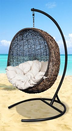 I really want one of these one day in an office or relaxing room, I know they have these at Pier 1 Imports