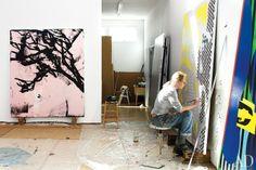 Artist Charline von Heyl