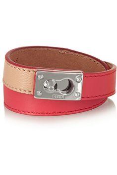 Bracelet Fendi.
