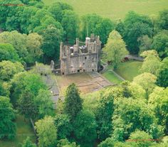 Huntly Castle, Scotland (ruins of my Scottish clan's castle, the Gordon clan)