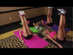 2012 MISS USA - Swimsuit Ready Abs
