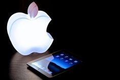 I have this apple lamp