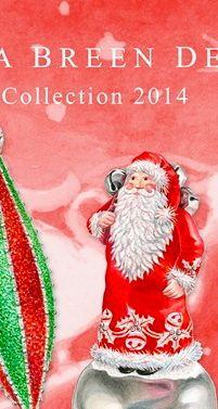 breen design, breen ornament, patricia breen, breen christma