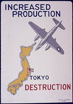 Increased Production  US  c. 1942-1945