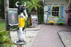 The Island Cow, Sanibel Island, Lee County, Florida ~f~4