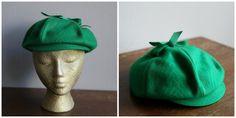 Vintage 60's Hat / 1960's Hat /  Designer Mr. by VirginVintage2012, $35.00