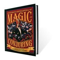 Behold the secrets of the world's greatest conjurer! Until his untimely death on stage in 1936, the Amazing Mr. Mysterio was one of the world's most celebrated magicians. In this book his secrets are finally made known to the world.  $24.95 #magic #mysterio #book #magician