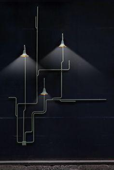 ontwerpduo - light forest