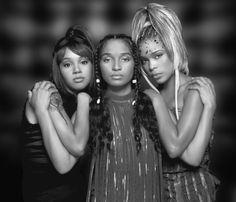 Left Eye, Chilli, T-Boz | #TLC