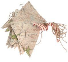 Map buntings
