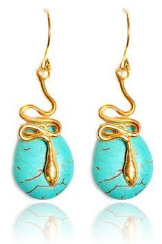 SERPENT Enise earrings
