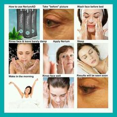 How to Use Nerium    www.tiffanykreis.nerium.com