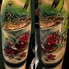 Tattoos on pinterest cupcake tattoos anchor tattoos and for Tattoo shops in elyria ohio