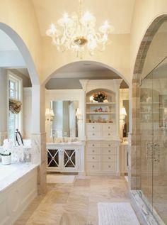 Stunning bathroom!